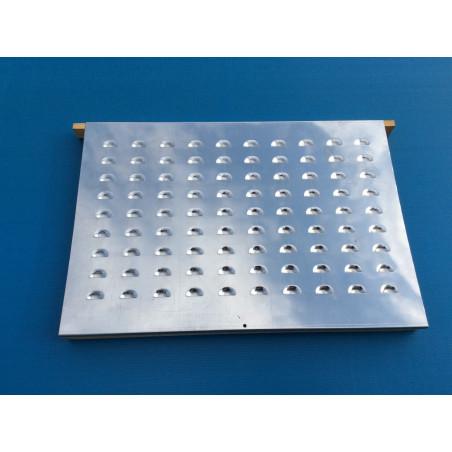 Diaframma per raccolta propoli, con rete protettiva