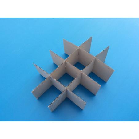 Alveare/Tramezzi per separazione 12 vasi gr. 500