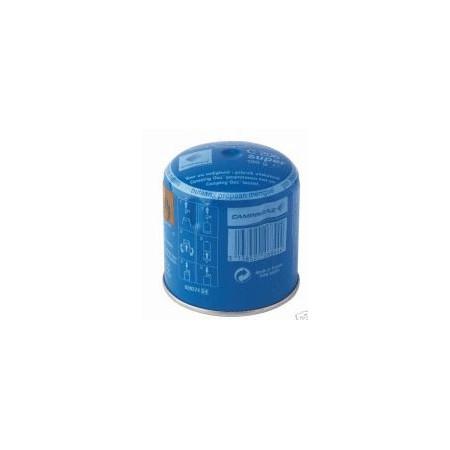 Propane/butane gas cartridge for vaporiser