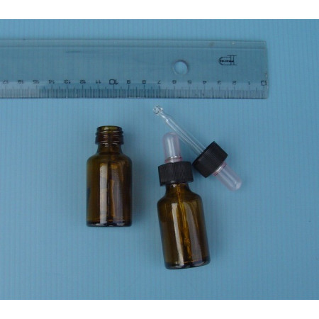 Dropper for 30 ml bottle (p 18)