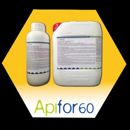 Formic acid-based medicine Apifor60 l 1