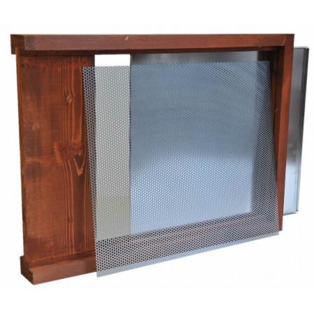 Anti-varroa floor, 10 frames, complete
