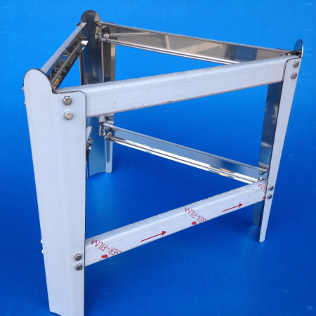Sturdy stainless steel support for 200 kg ripener, 530 mm (can be dismantled)