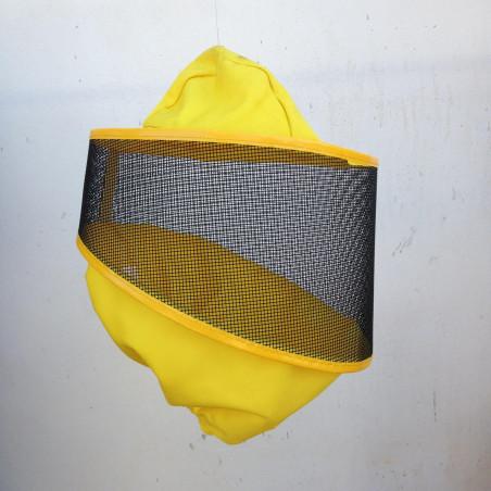 Maschera quadrata o rotonda con elastico al collo