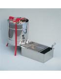 Vasca di pescaggio inox per pompa (650x560x290)