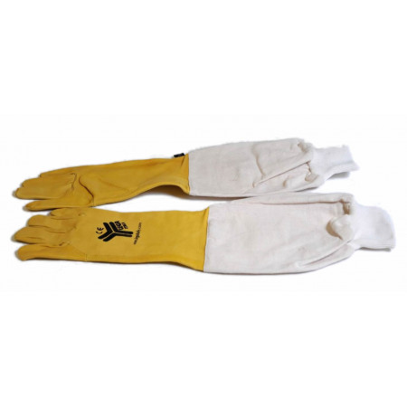 """Leather gloves """"Fiore"""", robust, sting proof"""