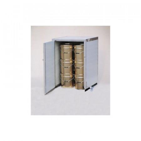 Camera calda piccola per scioglimento miele 300 kg.  vendita