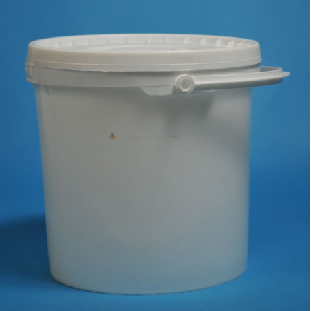 Secchiello kg. 7 in plastica (litri 6)
