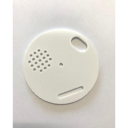 Rotating plastic disc