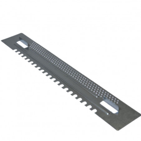 Entrance reducer with holes and indented for 10 frames hives (no runners)