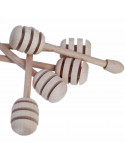 Honiglöffel aus Holz  9 cm