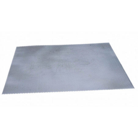 Rete/lamiera forata fondo da 12 favi (46x44,5 cm)