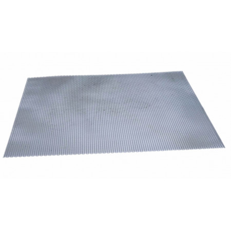 Bottom net or perforated metal sheet for 10 combs (38x45 cm).