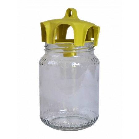 Trappola per calabroni e vespe per vaso diam. 82 (confez. da 2 p