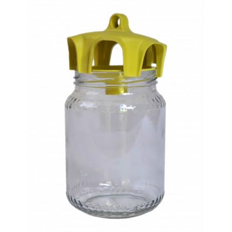 Trappola per calabroni e vespe per vaso diam. 82 (confez. da 2 pz)