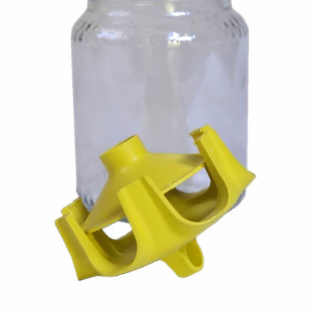Hornet and wasp trap for pot, diam. 82 (pack of 2 pieces)