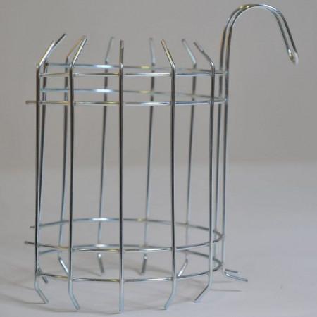 Heat shield for smoker, 10 cm