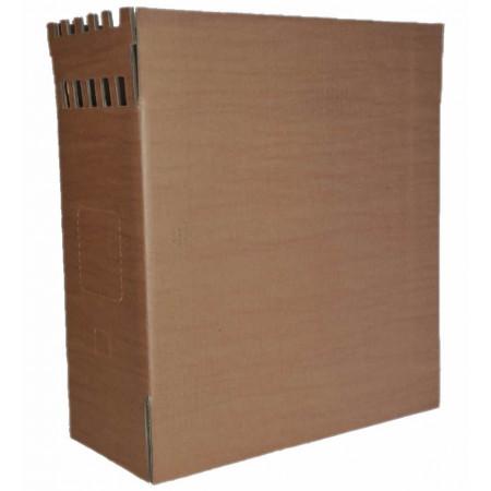 Swarm-holding carton 5-comb box