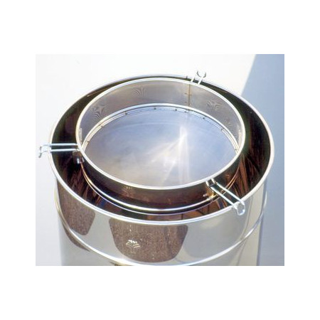 Honey strainer, small, stainless steel (for 50-100 kg tanks) Sale