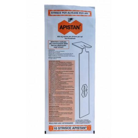 Apistan Strisce Anti-Varroa (1 cf. da 10 strisce)
