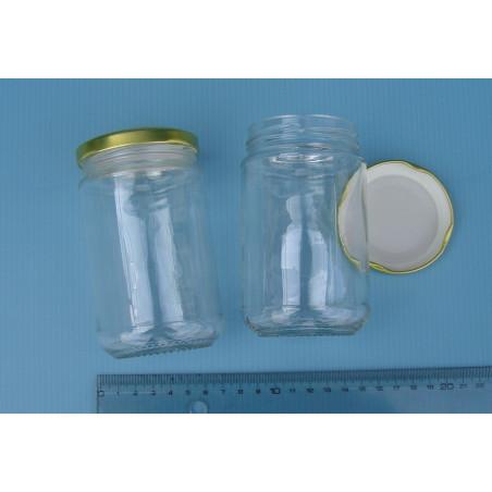 Vaso vetro ml 314 - gr 200 Polline (confezione da 24 pezzi)