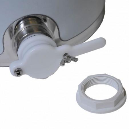 Ghiera in plastica diametro 40 mm