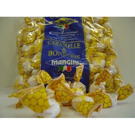 Caramelle al miele ripiene gr. 1000