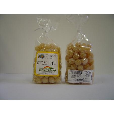 Caramelle drops gr. 125 eucalipto