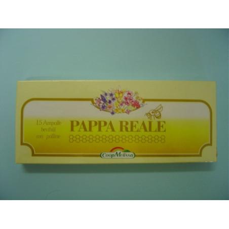 Pappa reale in fiale (15 fiale da 3 ml.)