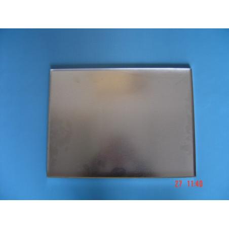 Cassettino lamiera largh. cm. 35,5 x 45,5 (fondo mobile da 10 favi)