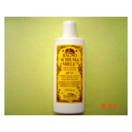 Honey bath foam 250 ml.