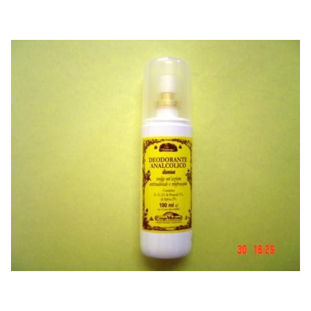 Deodorante analcolico donna ml. 100