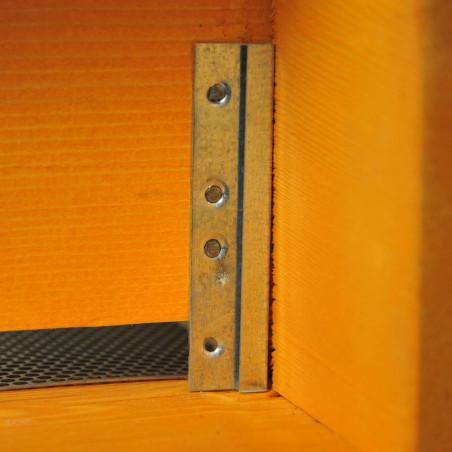 High door slide