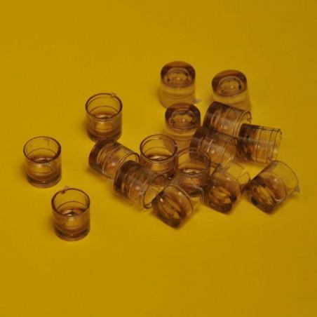 Cupolini in plastica (conf. da 250 pezzi)