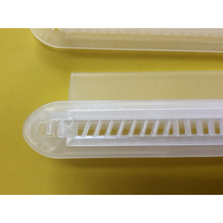 Trappola Aethina Tumida SENZA ESCA ATTRATTIVA in plastica apribile